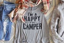 Camping / Every summer I go camping with my dad. It wouldn't be summer with out it.  / by Lina Fulmer