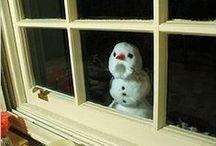 The season of WINTER Brrrr / all things celebrating Winter...