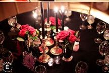 Fleurtacious Candle Centerpieces