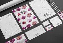 portfolios + logos