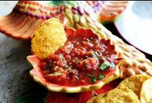 Appetizers for you! / Delicious appetizers, dips and snacks! / by Becky McGee