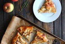 Croissants and tarts