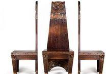 """Мебель """"Алексеевское подворье"""" / Авторская мебель, изготовленная высококлассными мастерами-краснодеревщиками из ценных пород древесины. Ручная работа, эксклюзивный дизайн"""