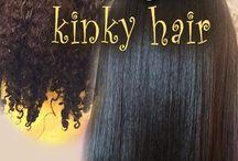 Hairstyles / All hair