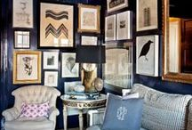Interior Design:  Hanging / Interior Design / by Susan Clark