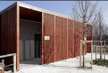 PROJECTS OF GASCHLER ARCHITECTURE STUDIO / Architectural design -  completed works and buildings