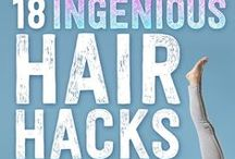 Hair Hacks! / by Rowenta Beauty