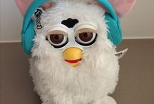 Furby / I love Furbies. I don't care what people say coz they r cute. :)