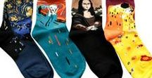 Crazy but awesome socks / Sock, sock and more socks