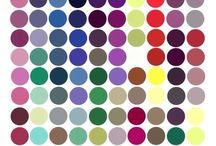 Cool colors / Colorimetría