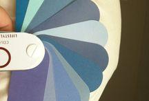 Blue  summer  combinaciones / Colorimetría