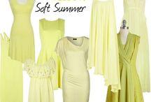 Yellow summer / Colorimetría