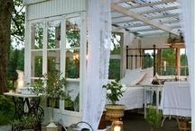 Future garden / Ideas I will use when I get my own garden.
