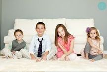 Fabulous Family Photos / Everybody needs a little inspiration when its time for family photos!