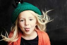 Cute Little Ones / The cutest kids, with the cutest style! Inspiration for your next photo session!