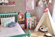 Kids Bedrooms & Decor