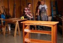 Woodshop Projects and Tips / by Ron Lomers