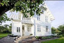 kaunis talo