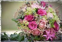 Kauniit kimput ja kukat