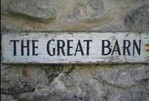 The Great Barn / The Great Barn is our weekend-long supper club, available for small groups of friends who want a fabulous weekend break crammed with great food and drink.  Located just outside Branscombe in East Devon, and an easy train journey from London Waterloo, The Great Barn accommodates four to six guests in three double bedrooms. Visits are for two nights, arriving on Friday evening and heading off early on Sunday afternoon.
