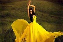 Yellow-My Fav Color :) <3