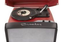 Crosley Record Players / Winging their way to Vinyl Guru over the next few weeks.