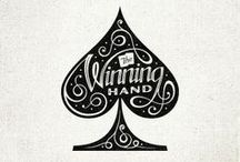 playing cards / beautifully designed playing cards