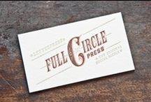 business card design / creative & beautiful business card designs