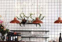 Spots to Eat & Drink / favorites restaurants, cafés and bars