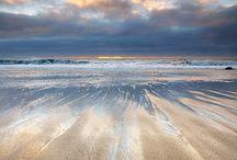 Beach / The beach and sea