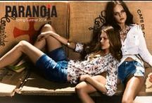 PARANOIA Campaign Spring/Summer 2014 / PARANOIA Campaign Spring/Summer 2014  Η καμπάνια δημιουργήθηκε από τη διαφημιστική εταιρεία parallax adv.  Creative Direction/production/Concept by Parallax adv. www.parallaxadv.eu  Ευχαριστούμε θερμά την εταιρεία http://www.kymco.gr/ για την παραχώρηση των ATV-SSV  Special thanks to BarOmetro Υψηλάντου 3, Άγιος Δημήτριος,172 36 Αθήνα / by parallax adv.