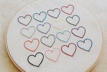 Bordado Livre/ Embroidery