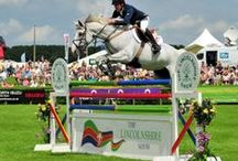 The Lincolnshire Show / we will be attending our 15th Lincolnshire Show in 2014