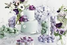 Wedding Cake Inspiration / The wedding cake is one of the most unique and highly anticipated elements of a wedding. In this board we will provide you with some great wedding cake inspiration.