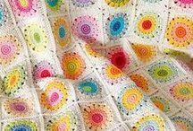 Crochet ~ Afghan, etc