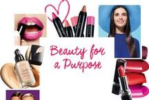 Avon Beauty for a Purpose / Avon Beauty for a Purpose showcases dreams of women. Turn your dreams into financial independence. View videos and pictures of how Avon has changed lives. Your life can change too. Click here to find out more http://mbertsch.avonrepresentative.com/opportunity/start #BeautyForAPurpose