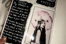 Grimoire Inspiration / Artful inspiration for your book of shadows, grimoire, book of mirrors, etc.