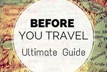 Travel Tips And Advice / Travel Tips and Advice to make your travels easier.
