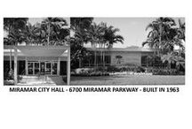 #OurMiramar History / Beauty & Progress is truly captured as the City of Miramar Florida is growing into the Right Place for Art, Entertainment, Sports and Business. Look back and see where we've come from in the last 60 years!
