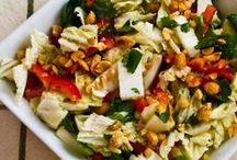 Salads I want to try. / Salad recipes from Pinterest