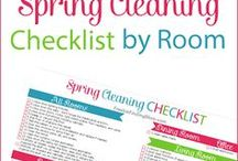 Organisation, cleaning and housekeeping / Organisational/organizational tips, cleaning ideas and housekeeping hacks for non domestic goddesses like me!