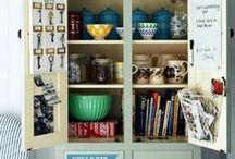 Organizing / homemaking organization home ideas decor diy fyi / by Tammy Hyde-Mosher