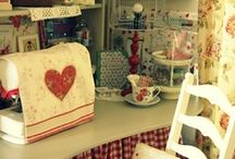 Craft/Sewing Rooms / Sewing and craft rooms
