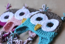 knit and crochet / by Suzanne Guerra