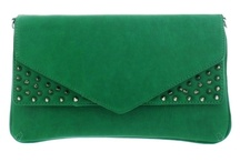 Eco Green / Green handbags, totes and clutches