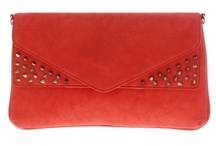 Red Hot / Red purse, clutches, totes and handbags