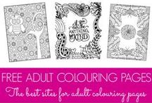 Free printables / Free printables for kids and adults / by Jen Walshaw