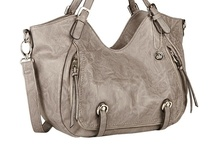 Cloudy Day Gray / Gray handbags, totes and clutches