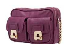 Purple Fever / Purple handbags, totes and clutches
