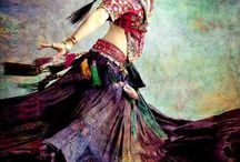 belly dancing mostly tribal style / Anything that strikes my ATS button / by Valorie Rossi